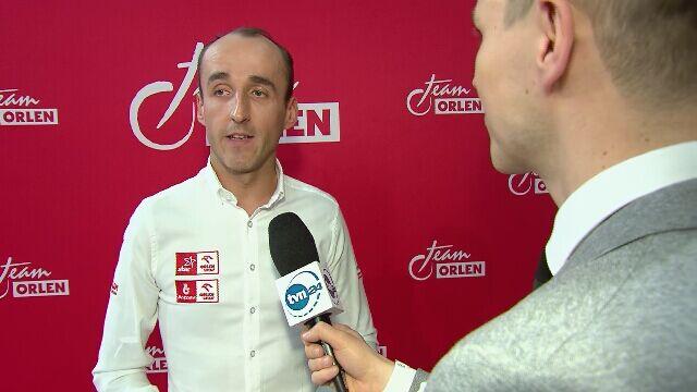 Kubica o startach w DTM: przed nami duże wyzwanie