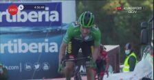 Primoz Roglić wygrał 8. etap Vuelta a Espana