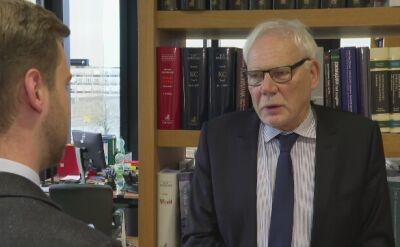 Profesor Marek Safjan o wyroku TSUE. Cała rozmowa