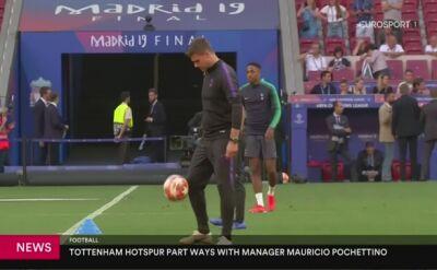 Mauricio Pochettino zwolniony z Tottenhamu