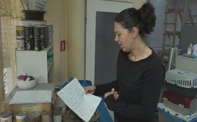 Łódź. Pani Krystyna zadbała o przyszłość Kici, Mikiego, Żabki, Laluni, Balbinki, Matyldy i Ciuciusia