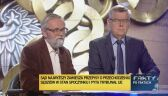 Bugaj: The political intuition of the president is generally overestimated