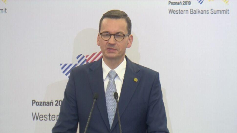"""W Poznaniu o """"drugim płucu"""" Europy. """"Mamy świadomość, że wiele musimy jeszcze poprawić"""""""