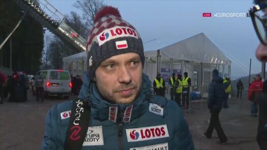 Michal Doleżal skomentował odwołane kwalifikacje w Willingen