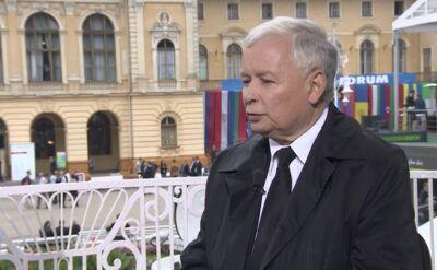 Kaczyński: Liczę, że Tusk będzie głosem rozsądku w UE