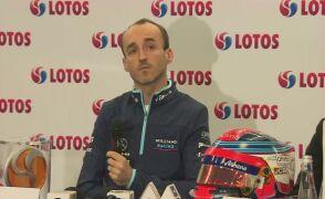 Kubica o nowych torach w Formule 1