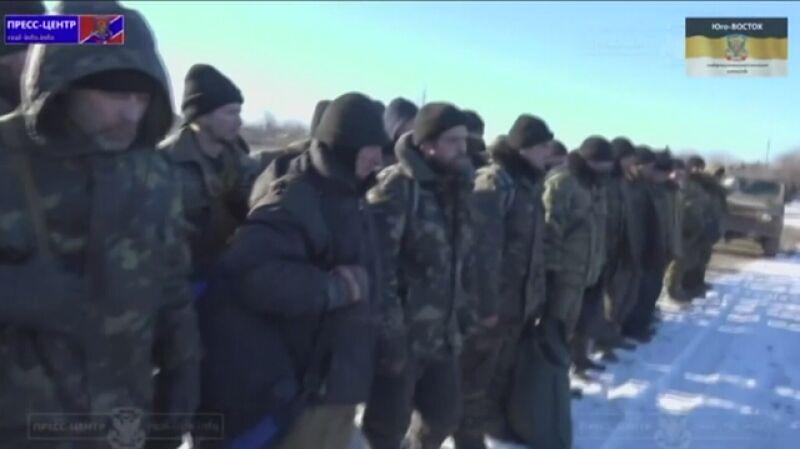 """Propagandowe wideo rebeliantów. """"Wasza armia, wasz rząd was opuściły"""""""
