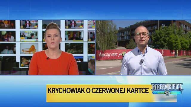 Długa rozmowa Paulo Sousy z Bartoszem Berszyńskim podczas wtorkowego treningu