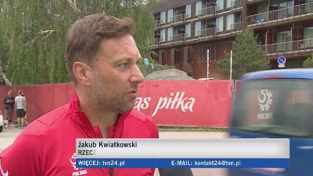 Kwiatkowski: to jest drużyna, nie chodzi o to, kto zagrał dobrze, kto źle