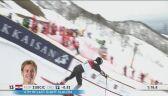 Filip Zubcic wygrał slalom gigant w Yuzawa Naeba