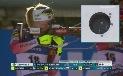Wierer mistrzynią świata na 15 km, Hojnisz-Staręga szósta