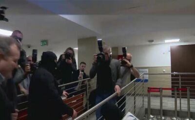 Posiedzenie sądu w sprawie Gawłowskiego