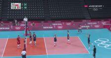 Tokio. Siatkówka. Polska wygała z Włochami 3:0