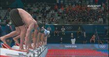Tokio. Caeleb Dressel zdobył złoty medal w pływaniu 50m stylem dowolnym