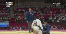 Tokio. Judo: wygrana Julii Kowalczyk w kat. 57 kg