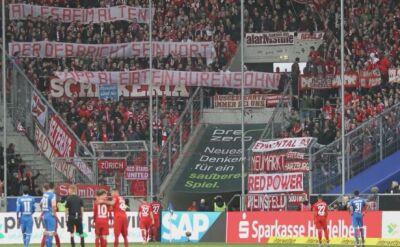Skandal w meczu Bayernu z Hoffeinheim
