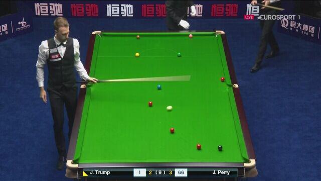 Fatalny błąd Trumpa w walce o ćwierćfinał China Championship