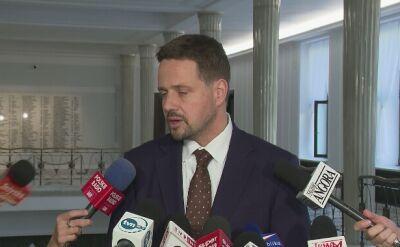 Trzaskowski: moją kandydatka na szefa PO jest premier Kopacz