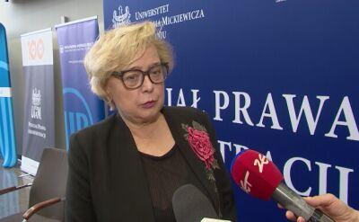 Gerdorf: mam nadzieję, że TSUE podtrzyma zabezpieczenie w sprawie Sądu Najwyższego