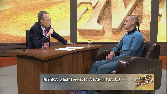 Adam Bielecki o Denisie Urubko
