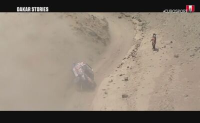 Pułapki Rajdu Dakar