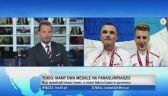 Kolarze torowi Marcin Polak i pilot Michał Ładosz zdobyli brązowy medal w igrzyskach paraolimpijskich