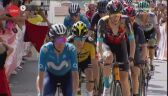 Primoz Roglic wygrał 11. etap Vuelta a Espana