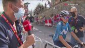 Enric Mas po 11. etapie Vuelta a Espana