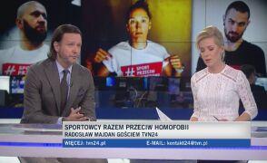 Radosław Majdan o Kampanii Przeciw Homofobii cz.2