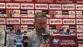 Jerzy Brzęczek: to co miało miejsce kiedyś nie będzie miało wpływu