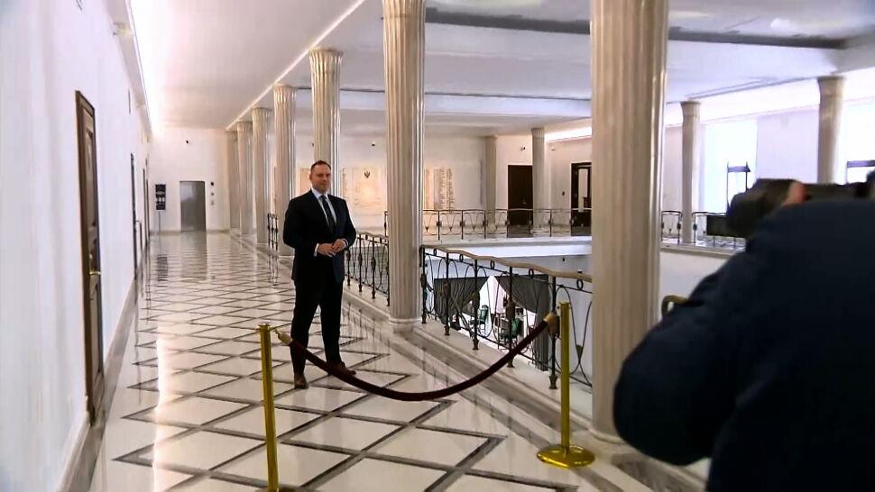 """Karol Nawrocki gotów walczyć o fotel prezesa IPN. """"Będę bardzo chętnie spotykał się z senatorami"""""""