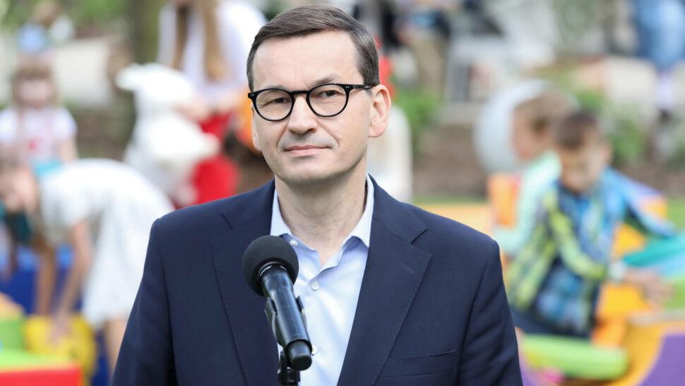 Mateusz Morawiecki o zawiadomieniach NIK-u: nie ma we mnie najmniejszego niepokoju