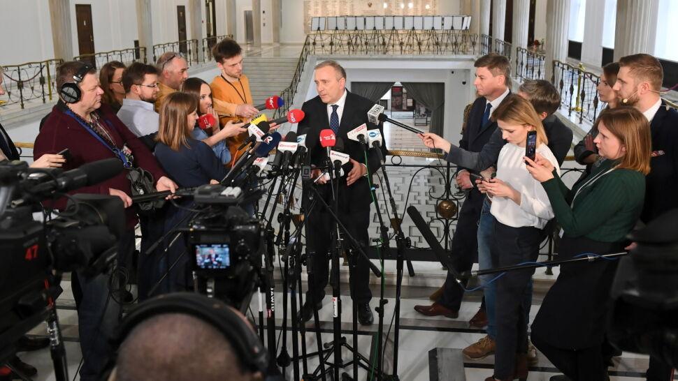 Ochojska, Kopacz, Frankowski. PO odkrywa karty przed wyborami