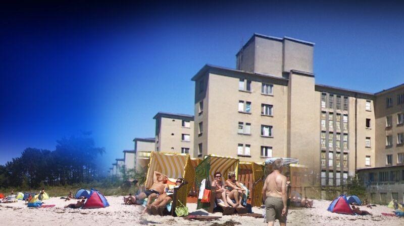 13.07.2014 | Luksusowe apartamenty w dawnym nazistowskim ośrodku wypoczynkowym?