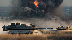 Kto pragnie wojny na Bliskim Wschodzie? Główni gracze i ich interesy