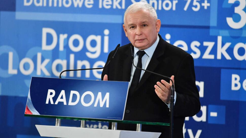 """""""W centrum manipulacji jedno twierdzenie"""". Kaczyński o polexicie i wyniku wyborów"""