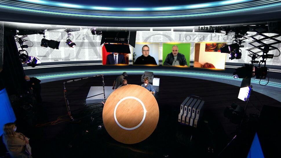 Telewizja podczas pandemii. Jak wygląda TVN24 od kuchni, kiedy nawet goście nie mogą przyjść do studia?