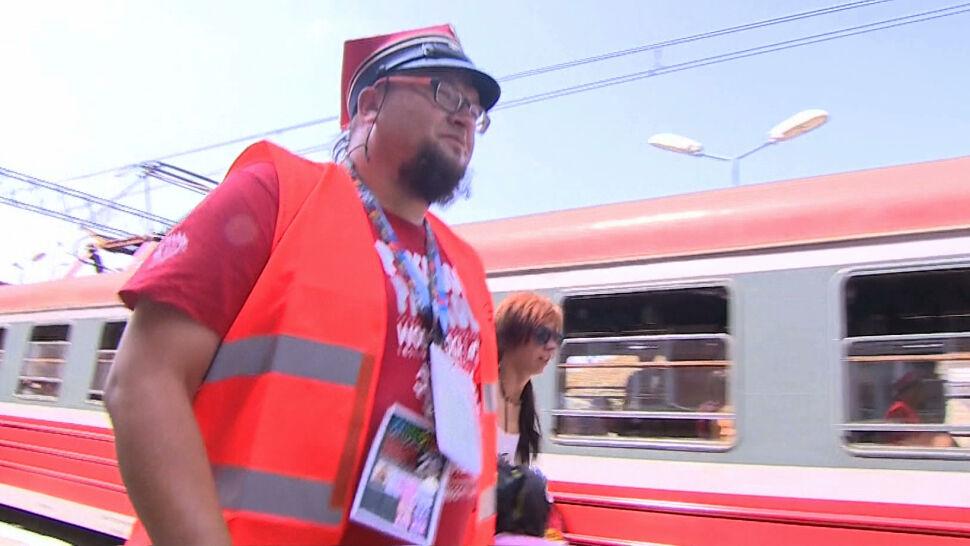 """Jednak będą pociągi na Pol'and'Rock Festival. """"Poleciłem przygotowanie pociągów"""""""