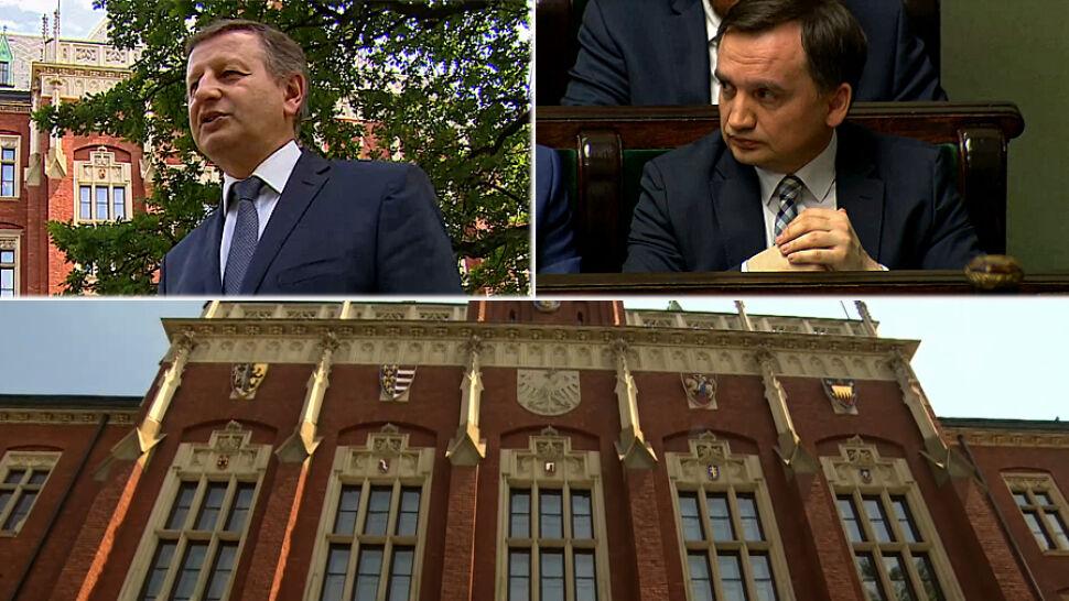 Minister Ziobro wycofuje się z pozwu wobec krakowskich prawników