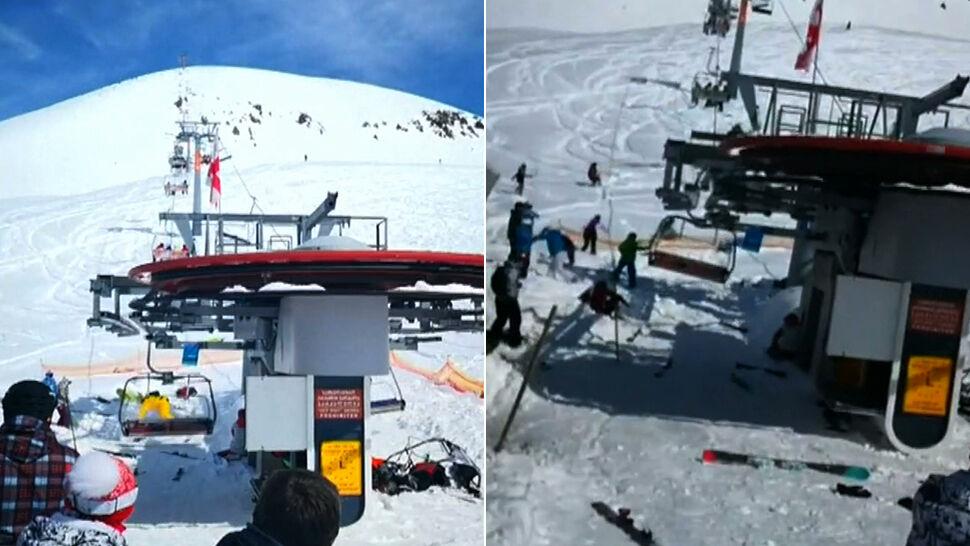 Awaria wyciągu narciarskiego w Gruzji. Eksperci: w Polsce taki wypadek jest niemożliwy