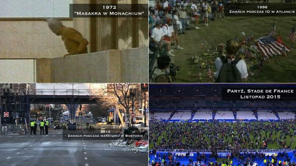 Monachium, Atlanta, Boston i wiele innych. Sportowe imprezy na celowniku terrorystów