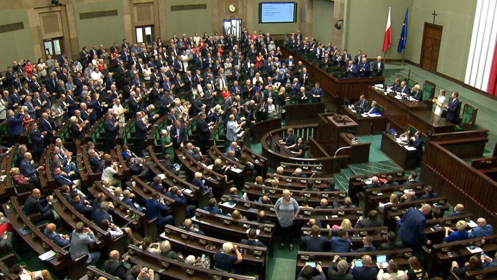 W polskim Sejmie jest 460 posłów