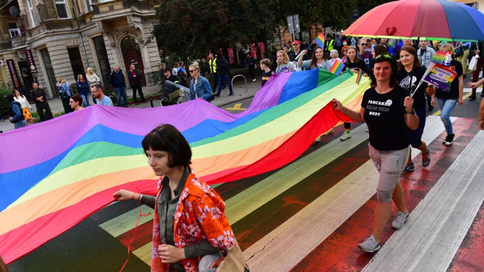 """Marsz Równości w Szczecinie. """"Walczymy o szacunek dla każdego"""""""