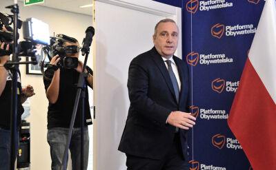 """""""Nie można fruwać, mając jedno skrzydło"""". Koalicja bez PSL i SLD"""