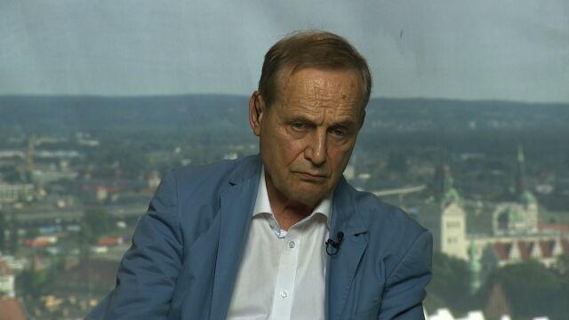 """Jerzy Pobocha w """"Faktach po Południu"""". Cała rozmowa"""