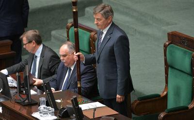 """""""Bat na polityków"""", """"zastraszanie opozycji"""". Kuchciński ma mieć potężne uprawnienia"""