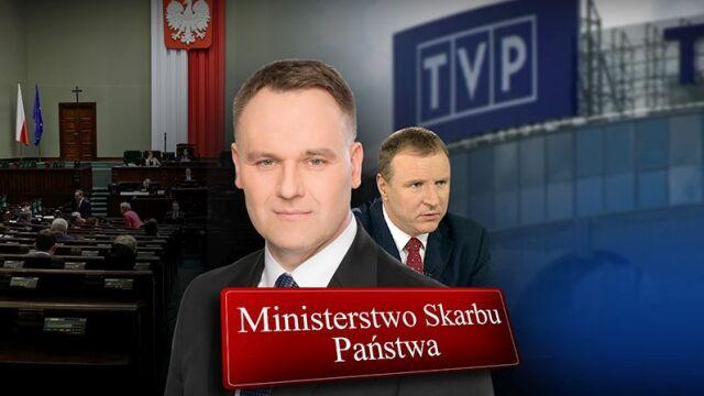 30.12.2015 | Kolejna ustawa PiS: prezesów publicznych mediów będzie wybierał minister skarbu