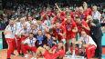 Polscy siatkarze wywalczyli brązowy medal na mistrzostwach Europy