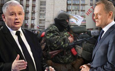 14.04.2014 | Ukraina tematem polskiej kampanii przed wyborami do Parlamentu Europejskiego