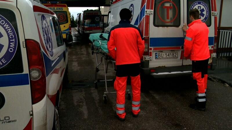 Powstała sieć szpitali zakaźnych. Część zgłasza problemy
